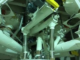 Impianto di macinazione grano tenero Cap. 500T/24H-12