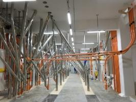 Impianto di macinazione grano tenero Cap. 500T/24H-17