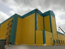 Impianto di macinazione grano tenero Cap. 500T/24H-5