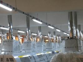 Impianto di macinazione grano tenero Cap. 500T/24H-8