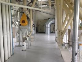 2014 - Molino per produzione farina di mais precotta per arepas